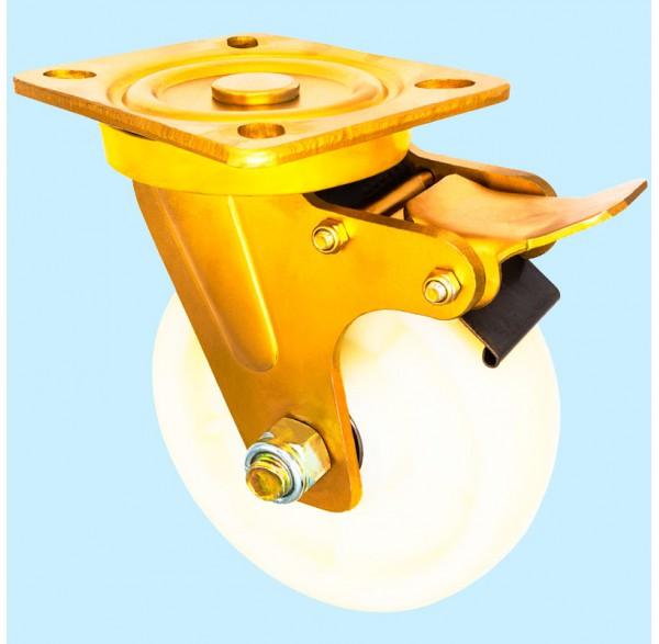 Heavy Duty Series, Nylon Six Caster Wheel