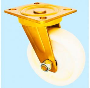 Heavy Duty Series, Nylon Six Caster Wheel