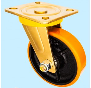 Heavy Duty Series, Polyurethane Caster Wheel