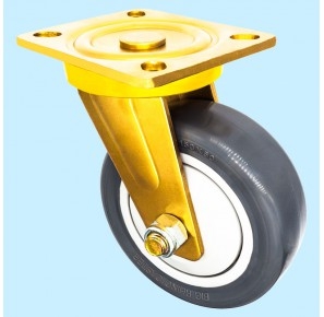 Heavy Duty Series, Thermoplastic Polyurethane Caster Wheel (TPU)